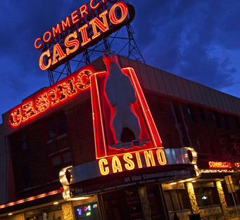 casino th - The Iron Horse Homepage
