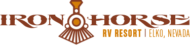 Welcome to Iron Horse RV Resort Logo