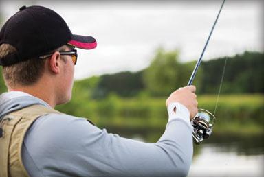 fishing - The Iron Horse Homepage